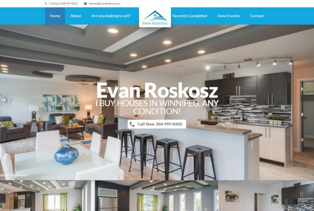 Responsive web design & logo design